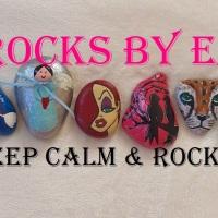 Rocks by Em